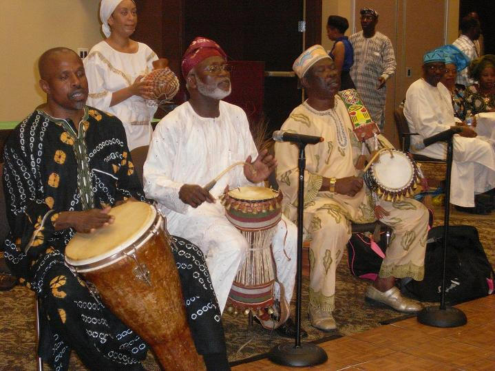 """the yoruba people from southwest and """" yoruba people are by nature very accommodating, we are brave and courageous, however, we will not allow the indiscriminate killings of our people, we will resist any attempt by the herdsmen to spill innocent blood in the southwest,"""" adams who is the aare ona kakanfo of yorubaland said."""